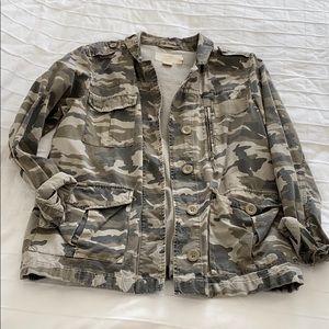 j crew camo utility jacket